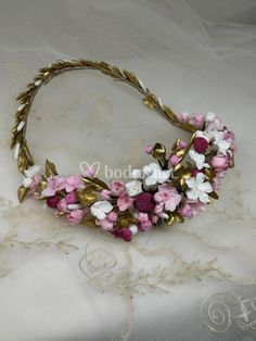 Hair Pieces, Floral Wreath, Wreaths, Band, Flowers, Valencia, Inspiration, Accessories, Jewelry