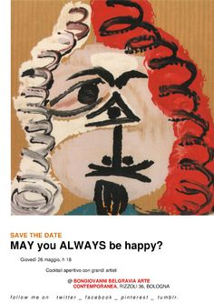 MAY you ALWAYS be happy?