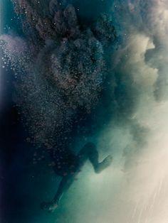 Underwater tests - Van de Roer