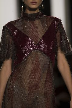 Prabal Gurung at New York Fashion Week Fall 2017 - Details Runway Photos