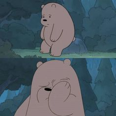 We Bare Bears Ice Bear ""