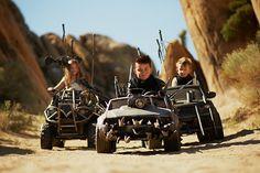 Power Wheels Desert Drifters | ThinkGeek