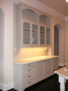 Texas Home Built By Watermark Builders Custom Kitchen Cabinetry More