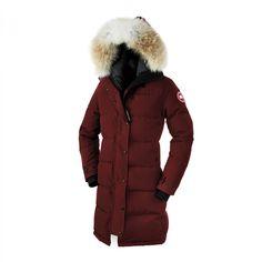 Canada Goose Online Store,Canada Goose Shelburne Parka Redwood Womens