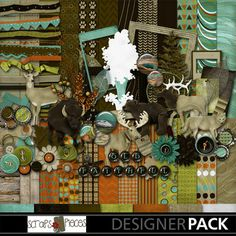Digital Scrapbooking Kits | Old Faithful-(SNP) | Animals - Pets, Camping, Nature, Outdoors, Vacations - Travel | MyMemories