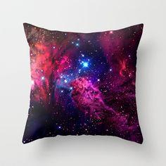 Galaxy! Throw Pillow - $20.00 USD - Overseas