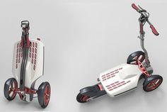 Scooter MUV-e ya No es sólo un concepto, es un vehículo completamente funcional…
