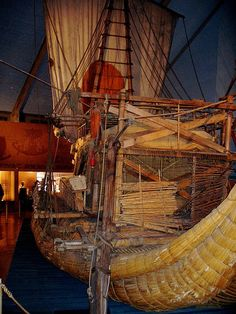 Oslo - Museum Kon-Tiki