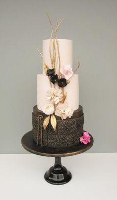 wedding cake by daruj tortu