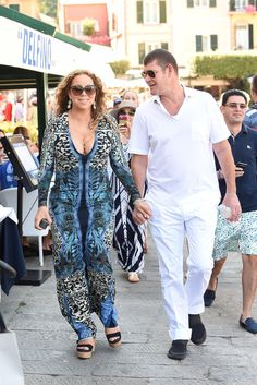 Mariah Carey and James Packer only recently got engaged, but these two have been going strong for quite some time now.