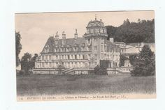 Chateau de Villandry Postcard early 1900's unused not stamped