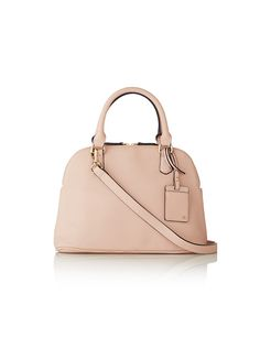 Mini Dome Satchel Bag | Faux Leather Handbag | THE LIMITED