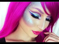 Download video: Futuristic Space Alien: Creative Sci-Fi Makeup ...