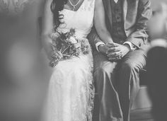 Jo and Nick's DIY, Country, Vintage Welsh Wedding by Christopher Ian