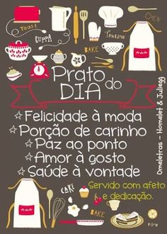 que rico menu. Die Dinos Baby, More Than Words, Happy Day, Decoration, Chalkboard, Diy And Crafts, Sweet Home, Positivity, Lettering