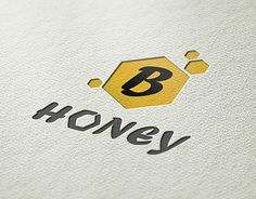 "Check out new work on my @Behance portfolio: ""Логотип крем мёд ""B - honey"""" http://be.net/gallery/54708369/logotip-krem-med-B-honey"