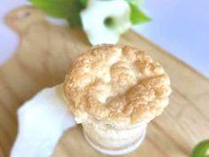 小麦粉・卵不使用♡豆乳メレンゲ米粉ケーキの画像