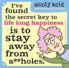 The secret key to life long happiness