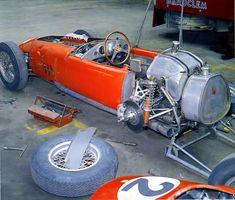 SPEED: Von Trips Ferrari Dino 246 Monza 1960 1960_Ferrari...