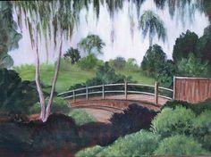Bridge at the Gardens