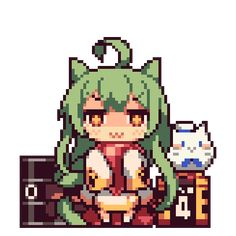 Tagged with pixel art, emotes, azur lane, azurlane, blhx; Anime Pixel Art, Anime Art, Pixel Art Background, Pixel Characters, Video Game Anime, Cute Anime Pics, Girls Frontline, Kawaii Drawings, Vocaloid
