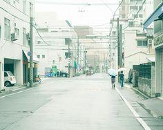 yidae:  Rainy day by hisaya katagami on Flickr.