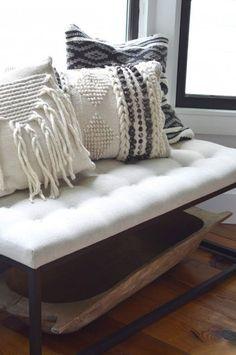 Macramè Cushions - Katrina Chambers