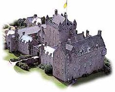 Must see one of our Ancestral homes.  When the Cawdor's came over to America, they became the Caudill family!  Already have seen a few of the palaces my ancestors helped build or lived in during the England trip! Cawdor Castle, Nairn, Scotland