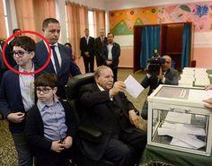 فضيحة.... فيديو قديم ومفبرك للرئيس بوتفليقة وهو يدلي بصوته