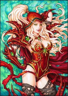World of warcraft drawings erotic