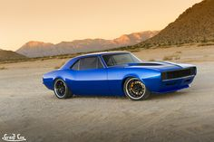 The Best Pro Touring Chevy Camaros at: http://www.musclecardefinition.com/