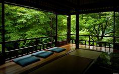 Green Room - Japanese tea room