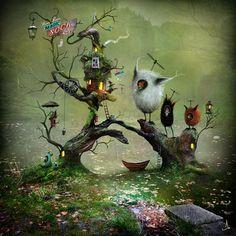 """""""Stine-Lisas Magic Sock Shop"""" - Alexander Jansson Shop"""