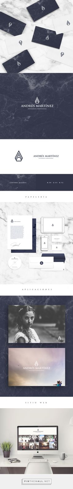 Andrés Martínez Branding on Behance | Fivestar Branding – Design and Branding Agency & Inspiration Gallery