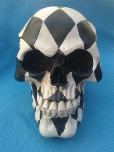 157 Latex mould moulds SKULL skulls cement, candle wax, resin, plaster of paris