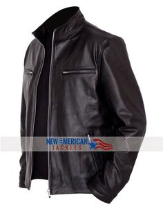 Fast and Furious 7 Vin Diesel Black Jacket is prepared with some best features and fashionable looks. for  GET MORE 10$ DISCOUNT THANKSGIVING DAY USE THIS COUPON CODE: TH10  #FastandFurious #Movies #VinDiesel #ThanksGiving #Blackfriday #Fashion #Celebrities #Costume #geektyrant #Shopping #OnlineStore #MensWear #MensFashion #MensOutfit #MensJackets