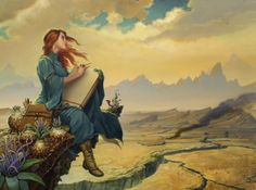 Shallan Davar from The Stormlight Archive: Words of Radiance