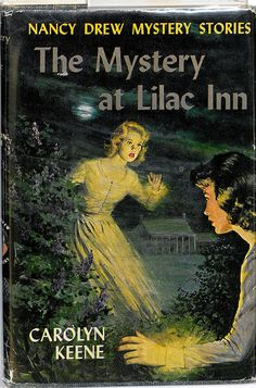 Nancy Drew Mystery Stories: Carolyn Keene. 'The Myster of Lilac Inn' Bedford, Mass.: Applewood Books, c1994.