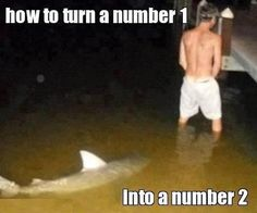 How to turn a number 1 into a number 2