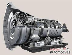 Chrysler vai introduzir câmbios com  oito e nove marchas em toda a linha