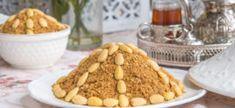recette de sellou ou sfouf marocain