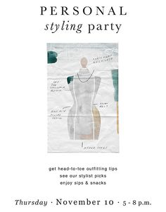 Join us for our holiday styling party.