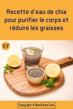 chia Archives - Edeline Ca. Detox Cleanse Recipes, Health Cleanse, Cleanse Detox, Detox Drinks, Healthy Drinks, Healthy Food, Keto Recipes, Healthy Recipes, Purifier