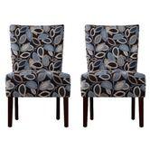 Found it at Wayfair - Dunley Fabric Slipper Chair (Set of 2)