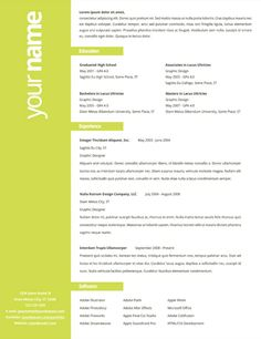 Nice Resume Layouts NOW- just go find your job a t FirstJob.com for your entry-level jobs and internships.www.firstjob.com