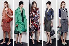 It's All About Jewel Tones + Pattern For Bottega Veneta Pre-Fall 2015-Pic2