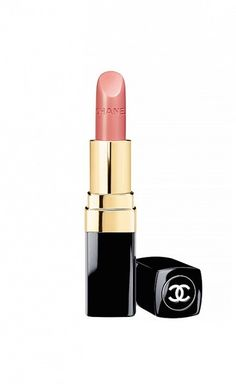 Channel your inner glamour with this lightweight, moisturizing lip color // Rouge Coco Hydrating Crème Lip Color by Chanel