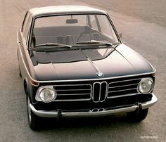 "BMW 02 . ""New Class"" . Casual . Shortened, compact ."