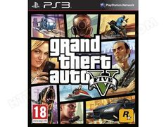 Jeu PS3 / XBOX360 TAKE TWO #GTA V