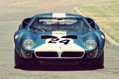 Lola MK6 GT 1963